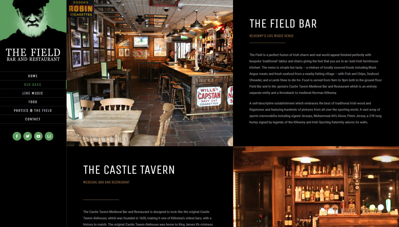 The Field Bar + Restaurant
