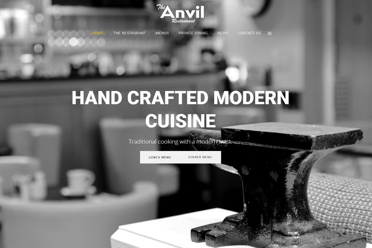 Anvil Restaurant Dublin