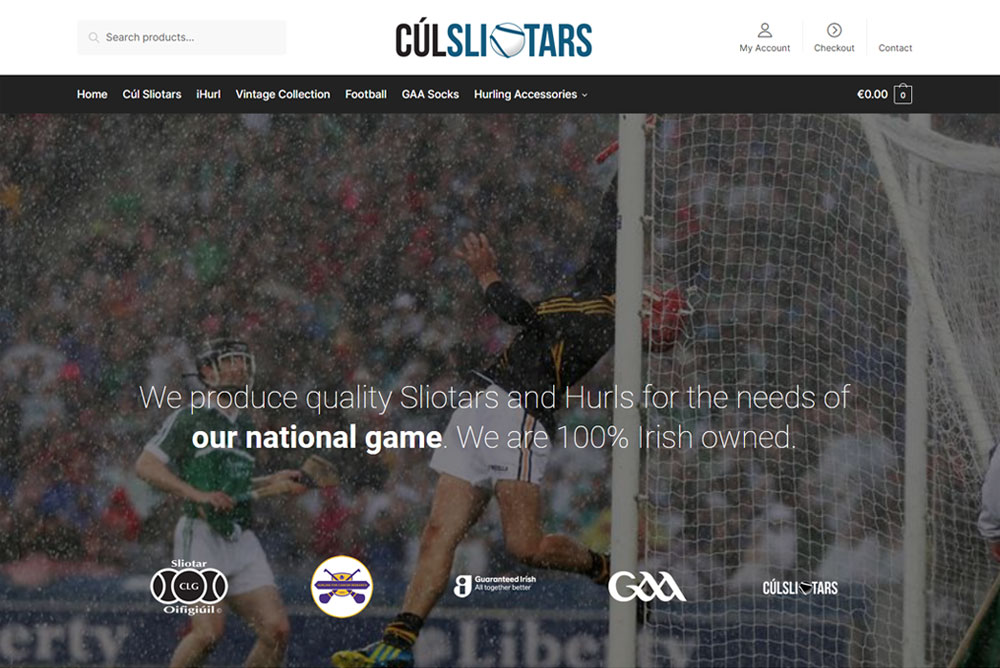 Website Design Kildare