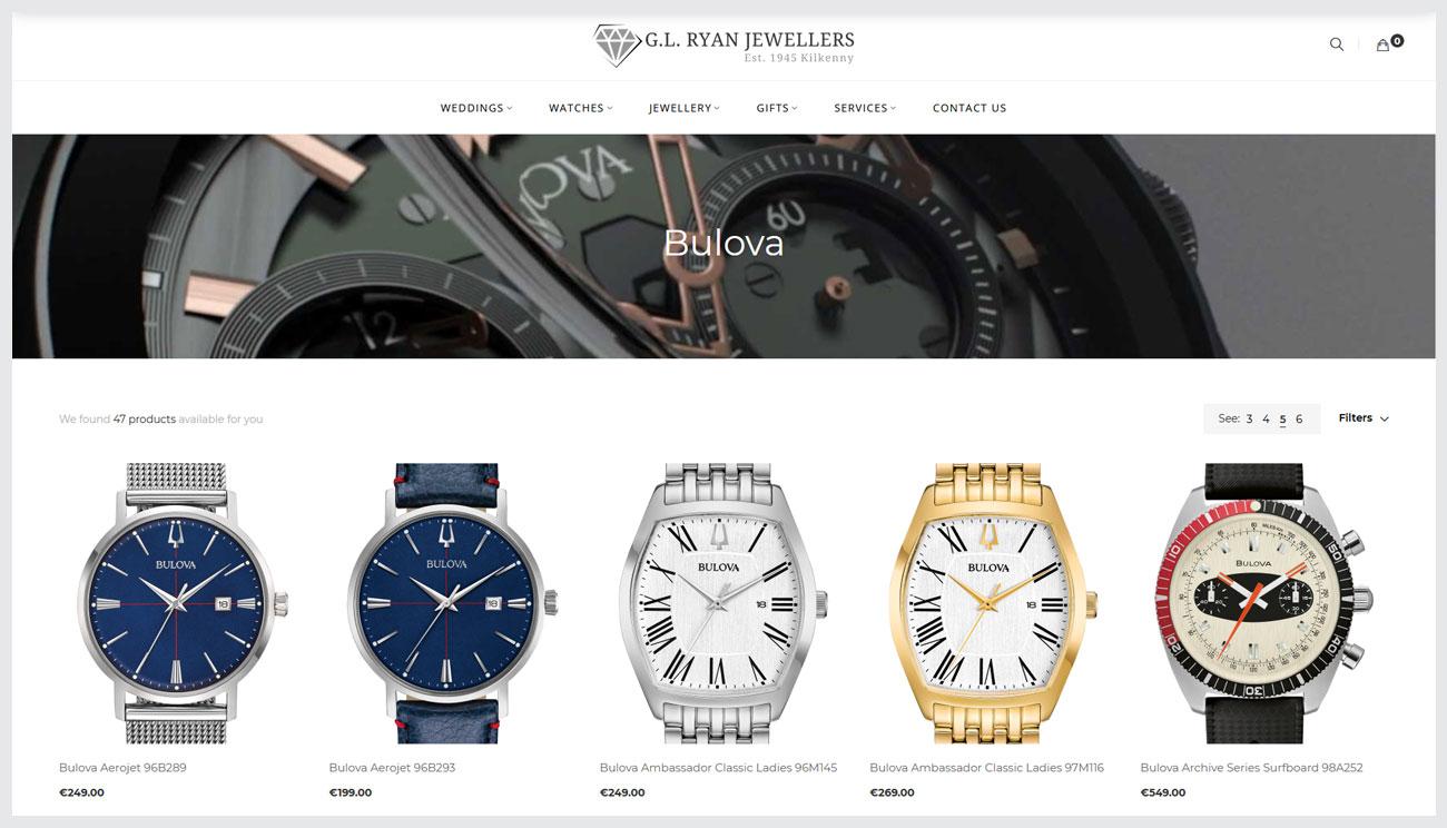 E-Commerce Website Design Kilkenny