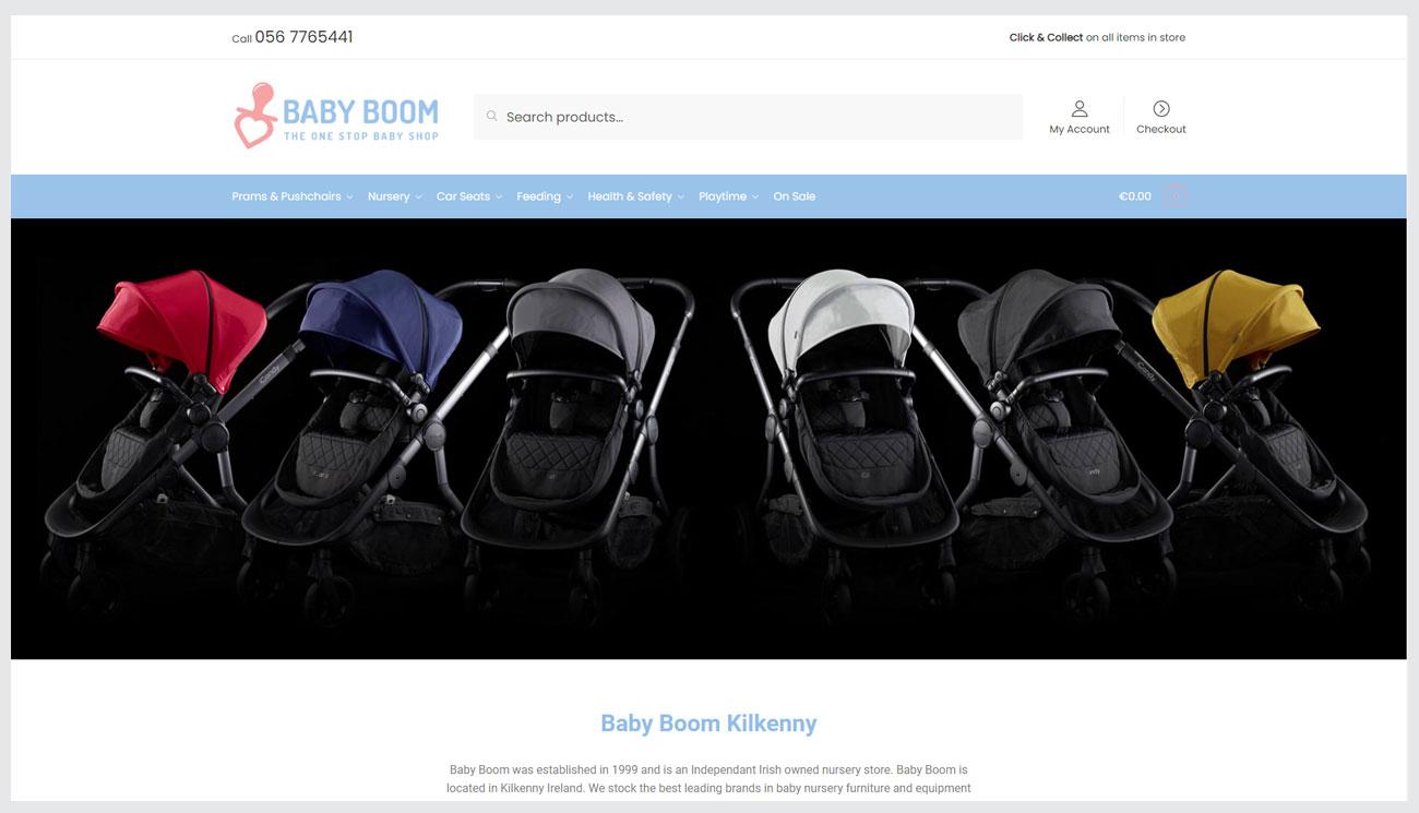 Ecommerce Website Design Kilkenny